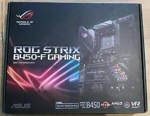 ROG Strix B450-F Gaming Motherboard (Brand New)