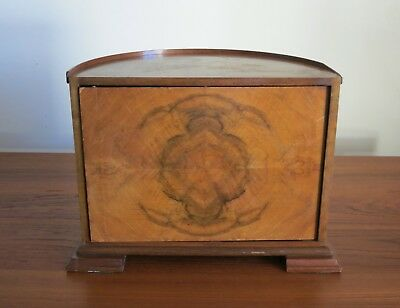 A vintage Dunhill Pipe Rack & Tobacco Caddy from the 30's/onward - 20th century