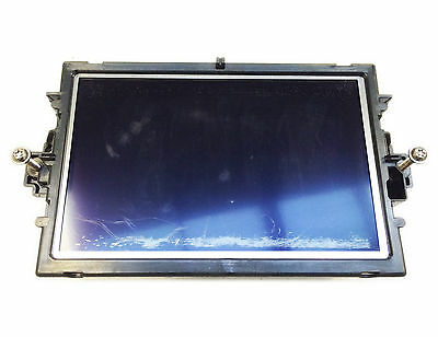Mercedes C-Class C220 W204 SAT NAV MONITOR SCREEN LCD SCRATCHED A1729027001
