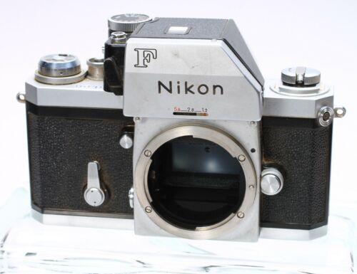 NIKON F PHOTOMIC 35MM FILM SLR CAMERA BODY ONLY #7270974