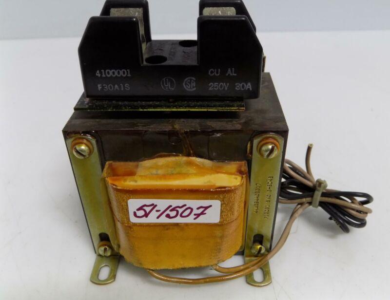 GENERAL ELECTRIC CONTROL TRANSFORMER 44A294452G17