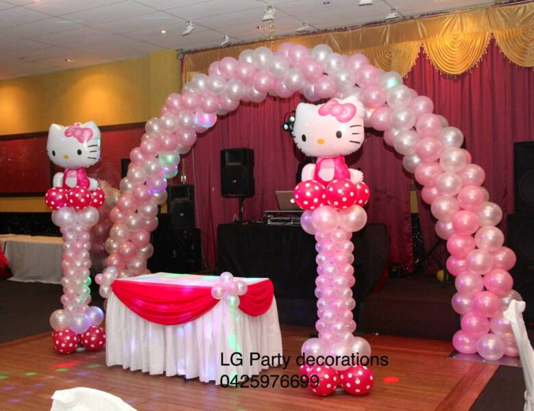 Charming Party Decoration Part - 9: LG Party Decorations | Catering | Gumtree Australia Casey Area ...
