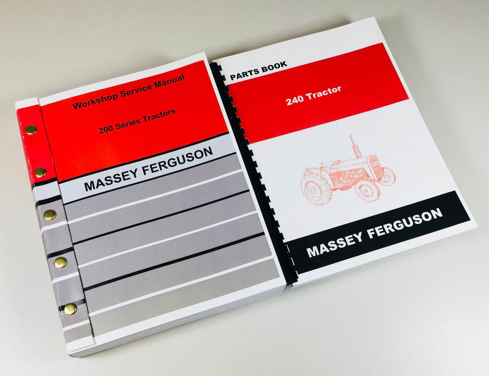 Complete Service/Overhaul/& Parts. These Comprehensive Manuals Contain
