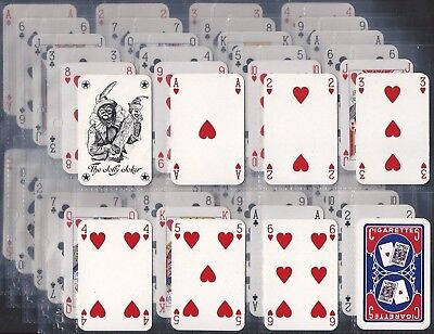 B.A.T.-FULL SET- PLAYING CARDS (M53 CARDS) - EXC