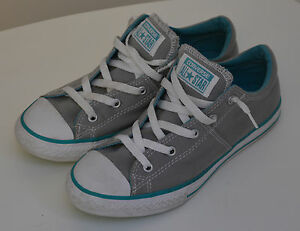 Youth Converse Chuck Taylor All Star Madison SNEAKERS  Size 4