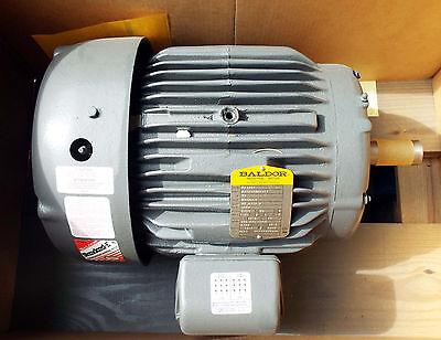 1 NEW BALDOR M8009T 10HP ELECTRIC MOTOR ***MAKE OFFER***