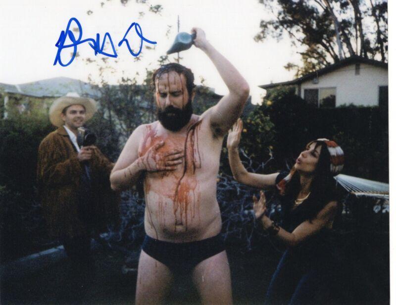 Brett Gelman signed 8x10 Photograph w/COA 30 Minutes or Less #2