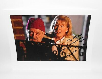 Doctor Who Jacqueline King Hand Signed Photo Autograph Syhlvia Noble 10 x 8