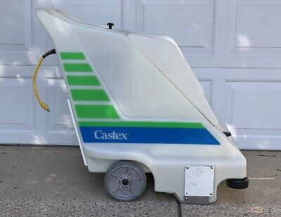 Castex Max Trac Wide Area Carpet Commercial Vacuum Cleaner Wv3000 Electric 30