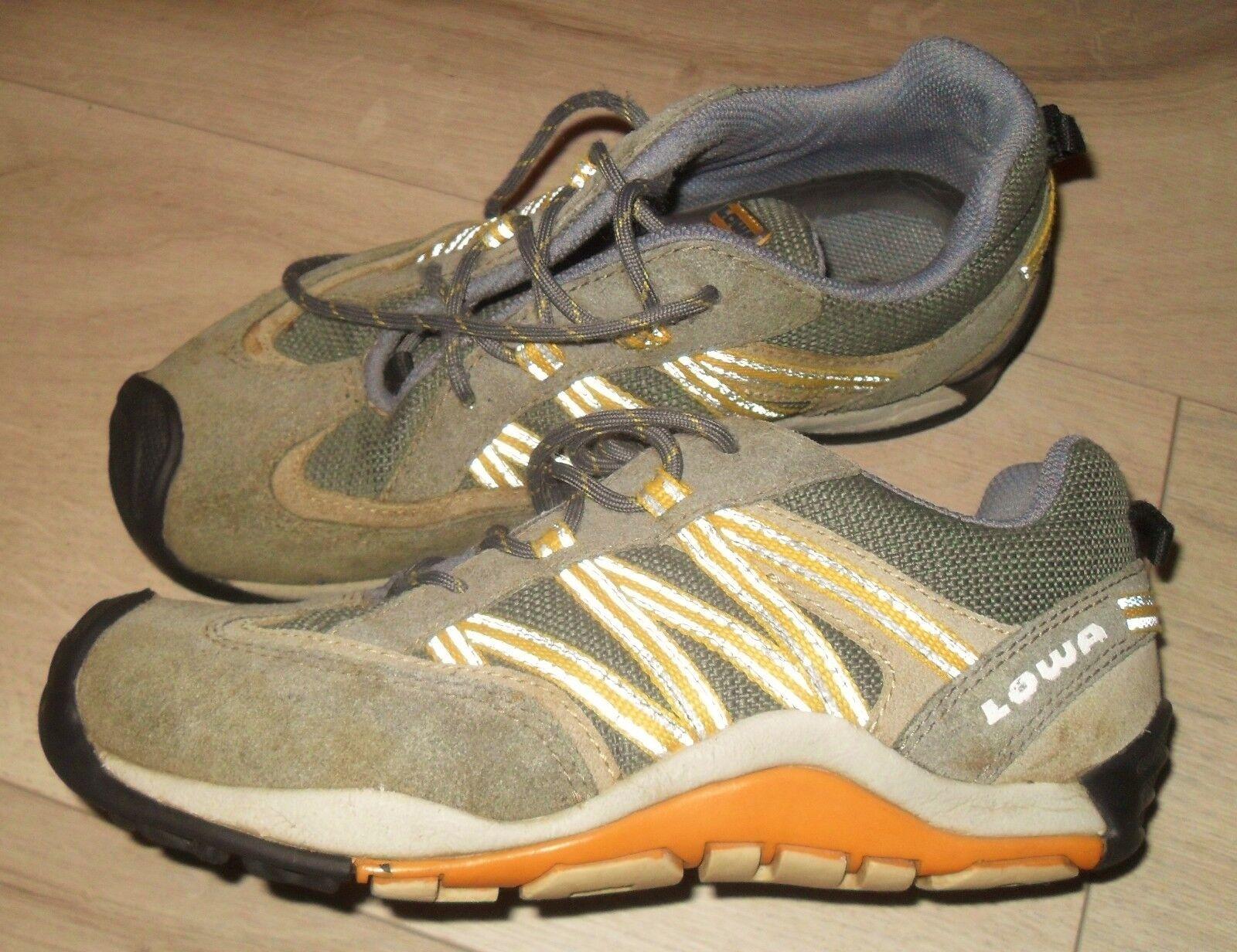 LOWA,Gr.33,Wanderschuhe,Halbschuhe,Sneaker,Marken Schuhe