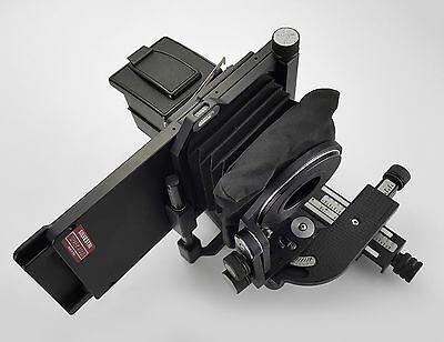 Silvestri FlexiCam + Sliding Back Kit (Hasselblad V) phase one leaf digital back