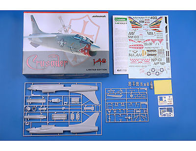 EDUARD 11110 F-8E Crusader in 1:48 LIMITED!!