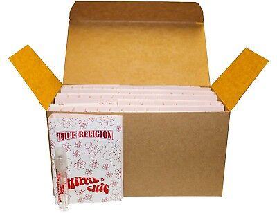 True Religion Edp (47 true Religion  samples EDP Spray for Women NEW vials FREE SHIPPING HIPPY)