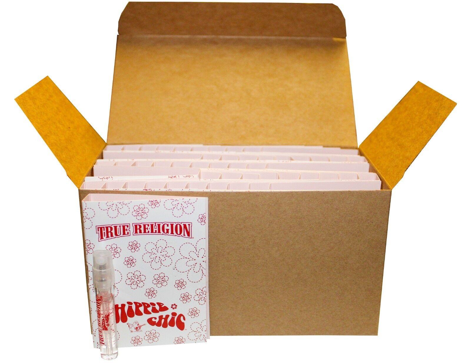 true Religion PERFUME sample for Women vials FREE SHIPPING -