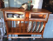 Stunning timber plate stand Paddington Brisbane North West Preview