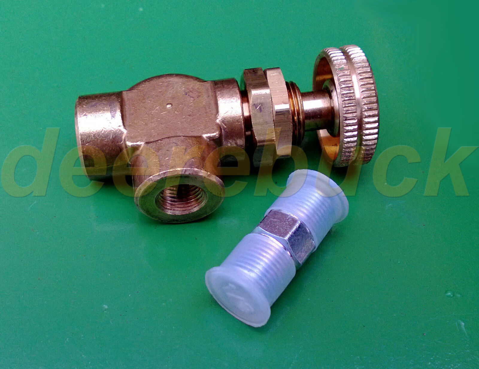 Correct Lockout Lock Out Valve For John Deere 316 318 322...