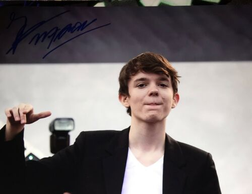 Madeon French DJ Electro Dance Signed 8x10 Photo Autographed COA E4