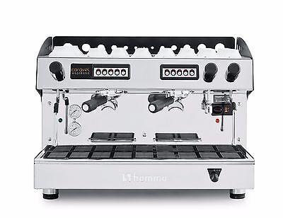 *NEW* Fiamma Atlantic Commercial 2 Group Espresso Cappuccino Machine