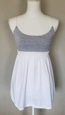 Baby Doll Tank Top Shirt (Lululemon Women's Baby Doll Tank Top Athletic Yoga Top Shirt Size 8 )