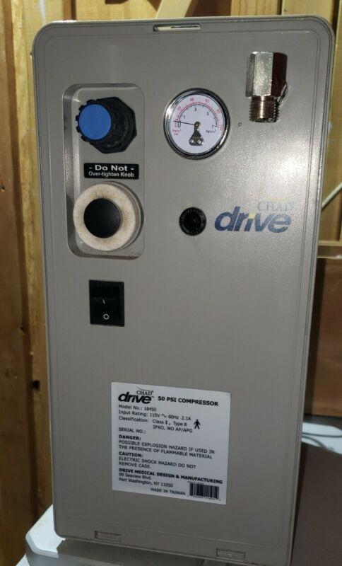 Chad Drive 50 Psi Compressor.  Model 18450