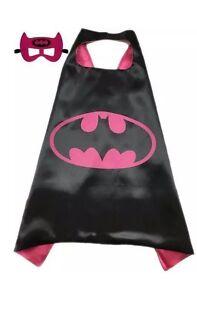 Batman or Batgirl superhero dressups brand new, Halloween costume.