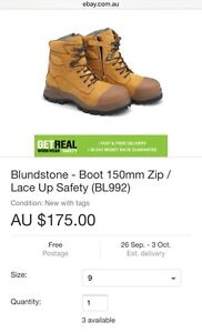 Men's Blundstone Boots Leederville Vincent Area Preview