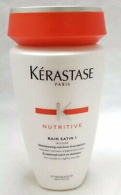Kerastase Nutritive Bain Satin Nutrition 1 Shampoo 8.5 -