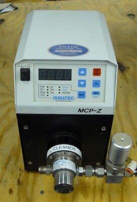 Ismatec Ism405a Programmable Digital Drive With Micropump Gj-n25.ff1sbp4 Pump