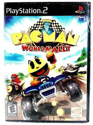 Usado, Pac-Man World Rally PS2 PlayStation 2 Complete w/ Case & Manual New Sealed comprar usado  Enviando para Brazil