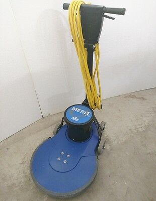 Windsor Merit Lightning 1500 Rpm 20 High Speed Burnisher Floor Polisher Buffer