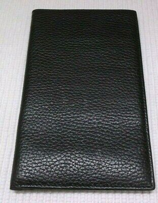 MARK CROSS LEATHER BILLFOLD/MADE IN ITALY