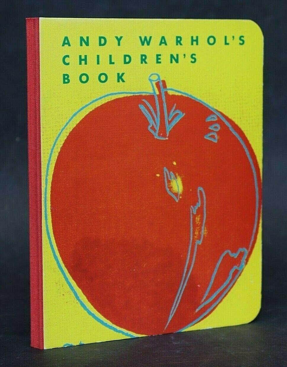 ANDY WARHOL`S CHILDREN`S BOOK,BRUNO BISCHOFSBERGER,ZÜRICH,1983,SELTEN,TOP