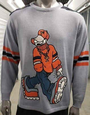 Vtg 90s Paco Jeans Hip Hop Sweater Men's XL Rap Costume Rapper Nostalgia - 90s Hip Hop Costume