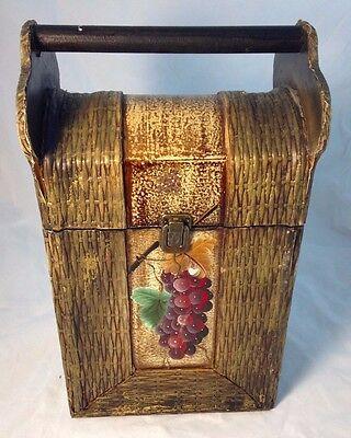 Вино мешки, коробки Vintage Looking Wood
