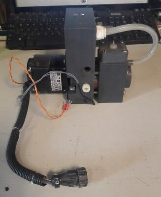 K-2 Series Parallel Shaft AC Gearmotor Model 0729, KCI-24A2, 130 Rpm, 1/300 Hp,