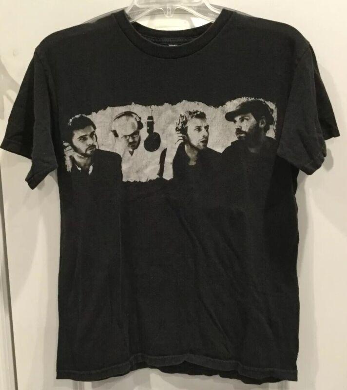 """Coldplay """"Viva La Vida"""" T-Shirt Vintage Adult S"""