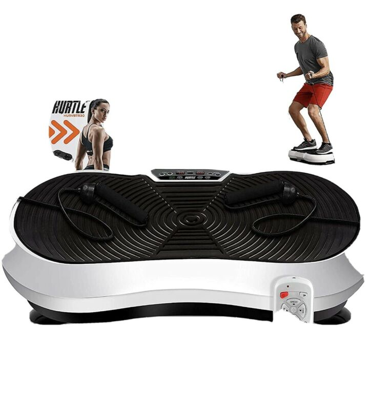 Hurtle HURVBTR30 Fitness Vibration Platform Workout Machine