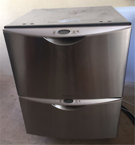 Fisher and paykel Stainless steel double twin dishdrawer / dishwasher Preston Darebin Area Preview