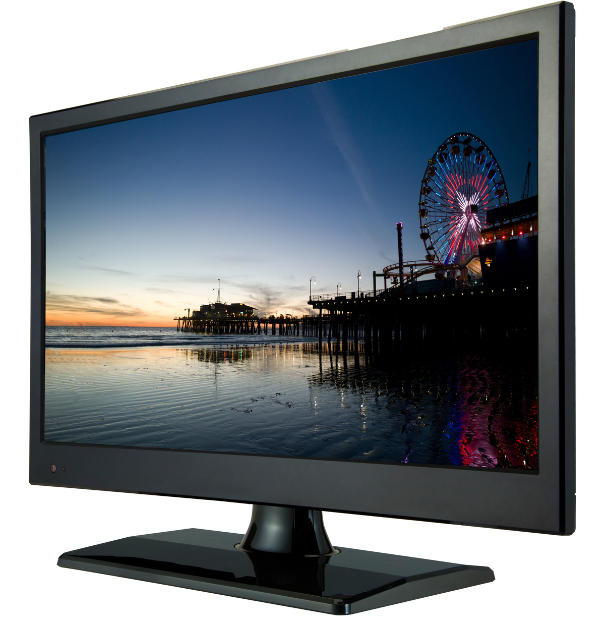 как выглядит Телевизор для дома Blackmore 20 inch TV LED Full HD with HDMI and USB w full function remote фото