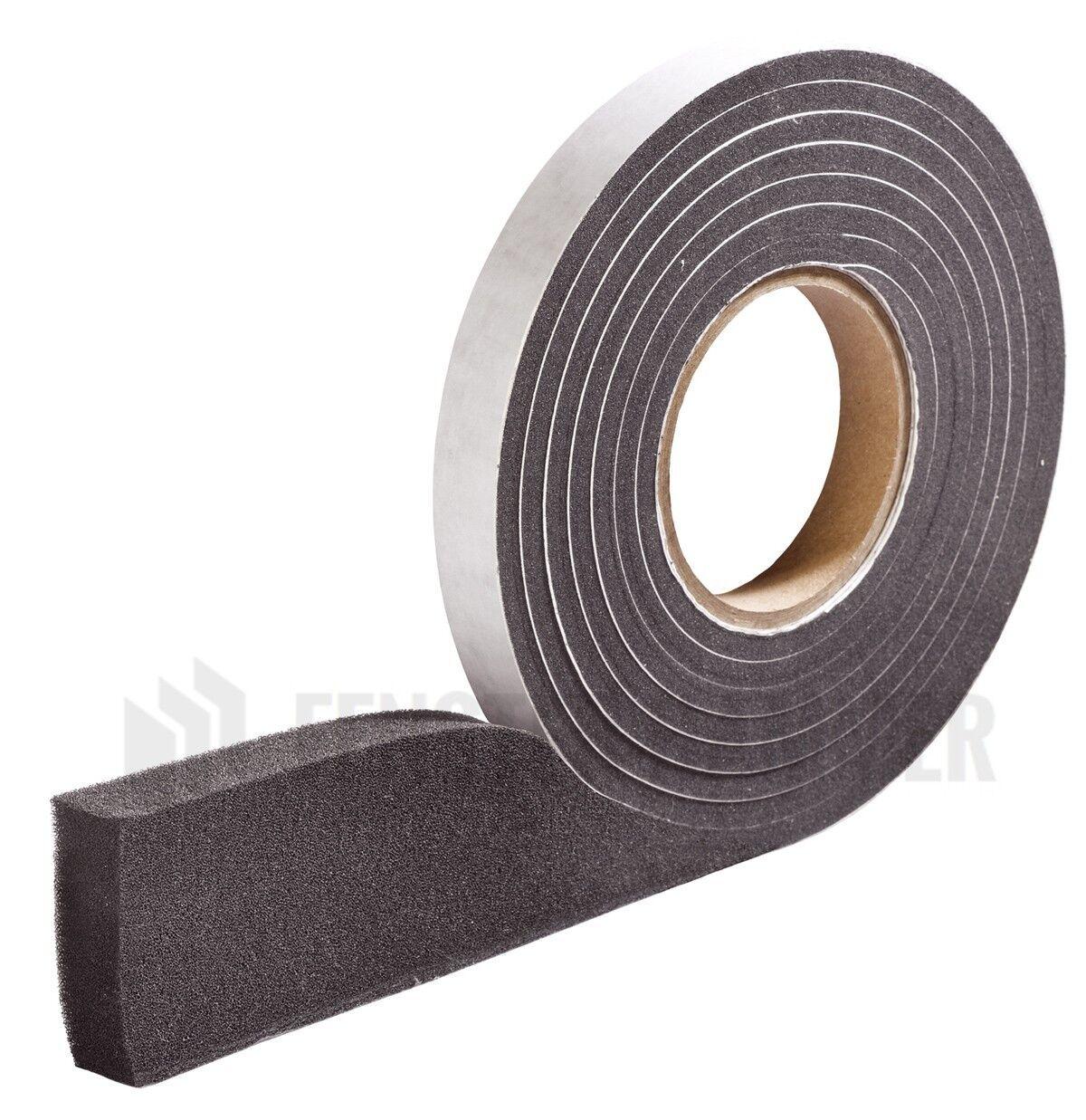 Hannoband BG1 Kompriband 600 Fugendichtband Quellband Fensterband grau-18 Größen