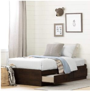 South Shore Twin Platform Bed