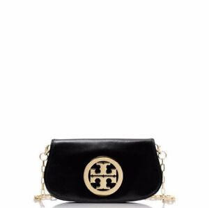 Tory Burch Crossbody Chain Purse & Real Leather Florence