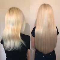 Free Hair Extensions Install