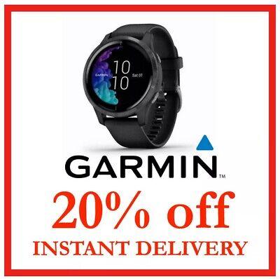 Garmin Venu Watch DISCOUNT 20% OFF (READ DESCRIPTION)