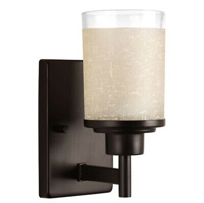Progress Lighting P2959-20 Alex Collection 1-Light Antique Bronze Bath -