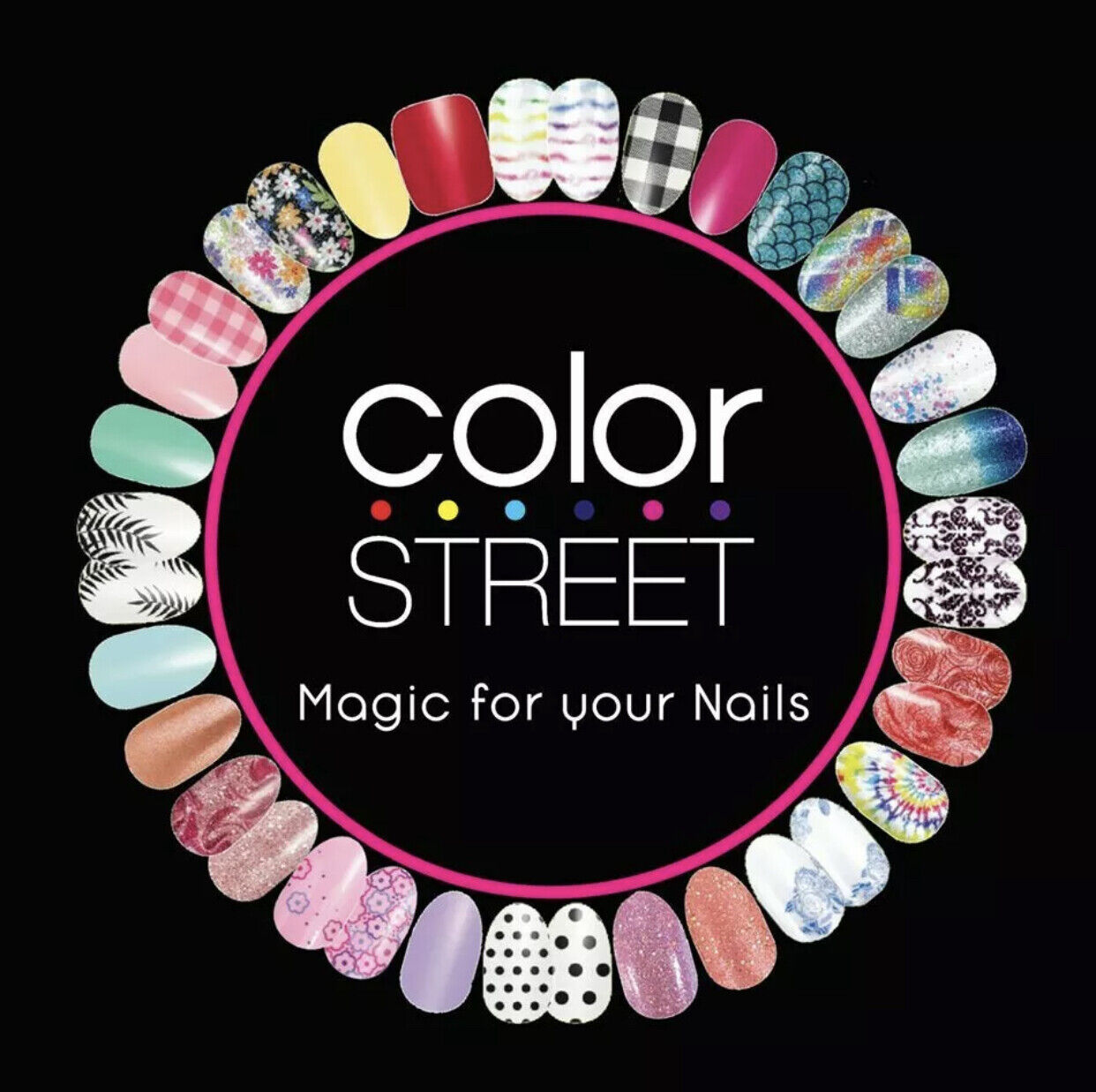 Color Street 100% Nail Polish Strips Spring/Summer 2020 & Retired -FAST SHIPPING