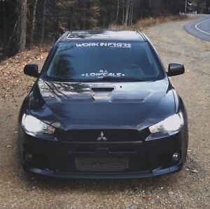 [Just Passed Inspection] 2009 Mitsubishi Lancer Evolution X GSR
