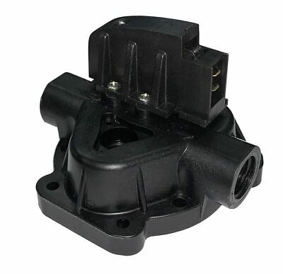 Delavan Upper Housing Assembly 78117812 Series Pump W Pressure Switch