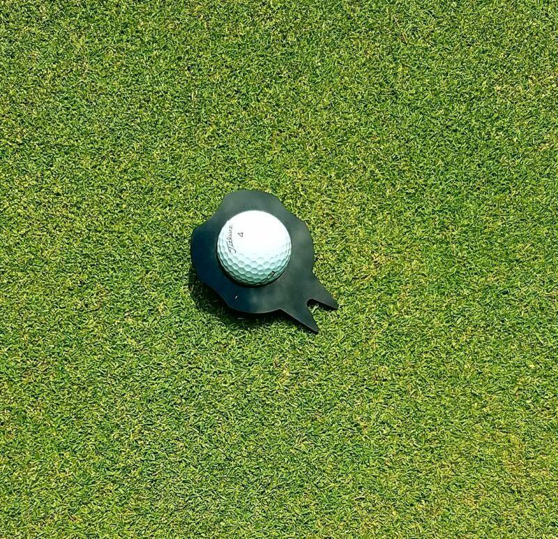 1  Golf ball diameter measurement gauge / roundness plus repair tool >10