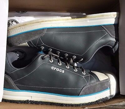 Crocs Curling Shoes RH 12.5 Mens NEW
